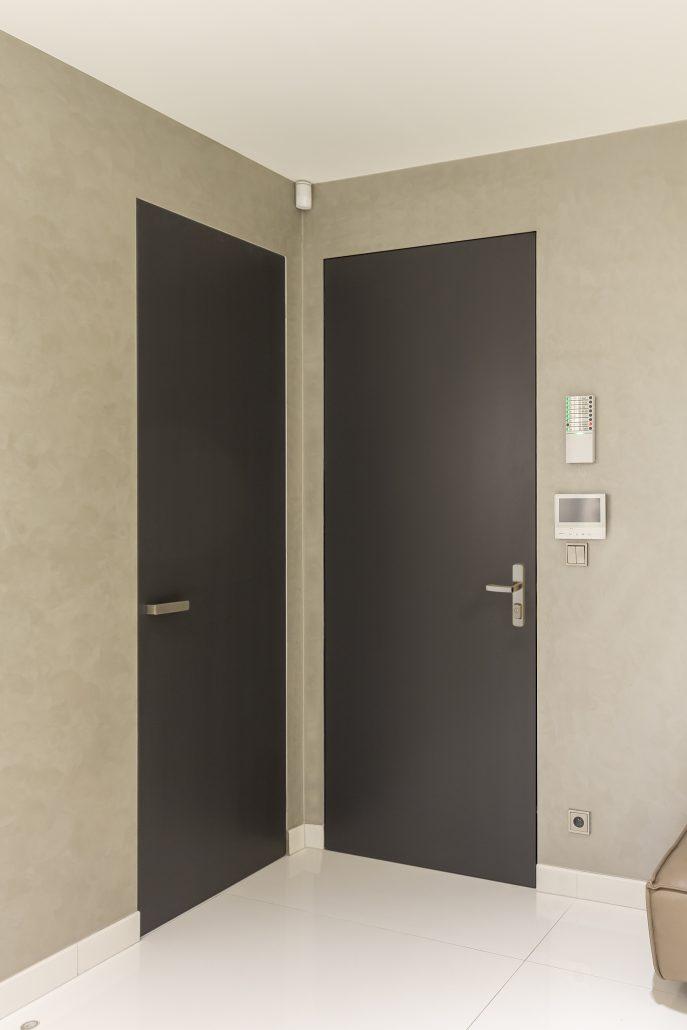 dveře a skryté zárubně DORSIS