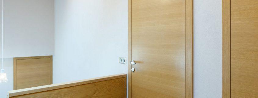 Bezfalcové dveře DORSIS - dřevěná dýha