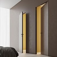 Dveře a skryté zárubně FORTIUS 52