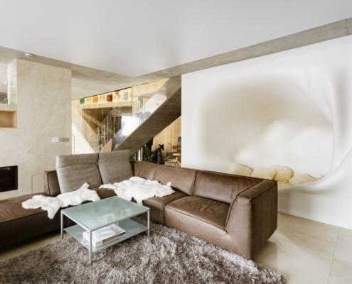 Luxusní interiér rodinného domu LIBEREC