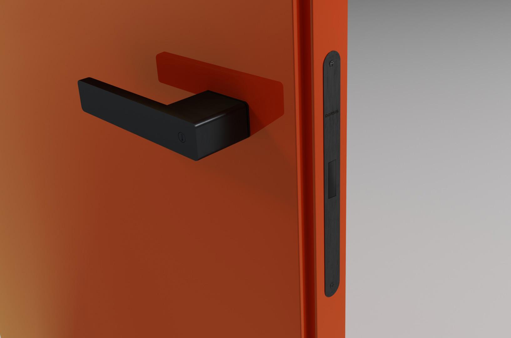 GriffWerk klika kvalitní dveře DORSIS