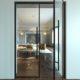 Industriální dvoukřídlé dveře DIGERO SWING