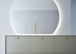 DURUS 45 skrytá zárubeň v interiéru roku