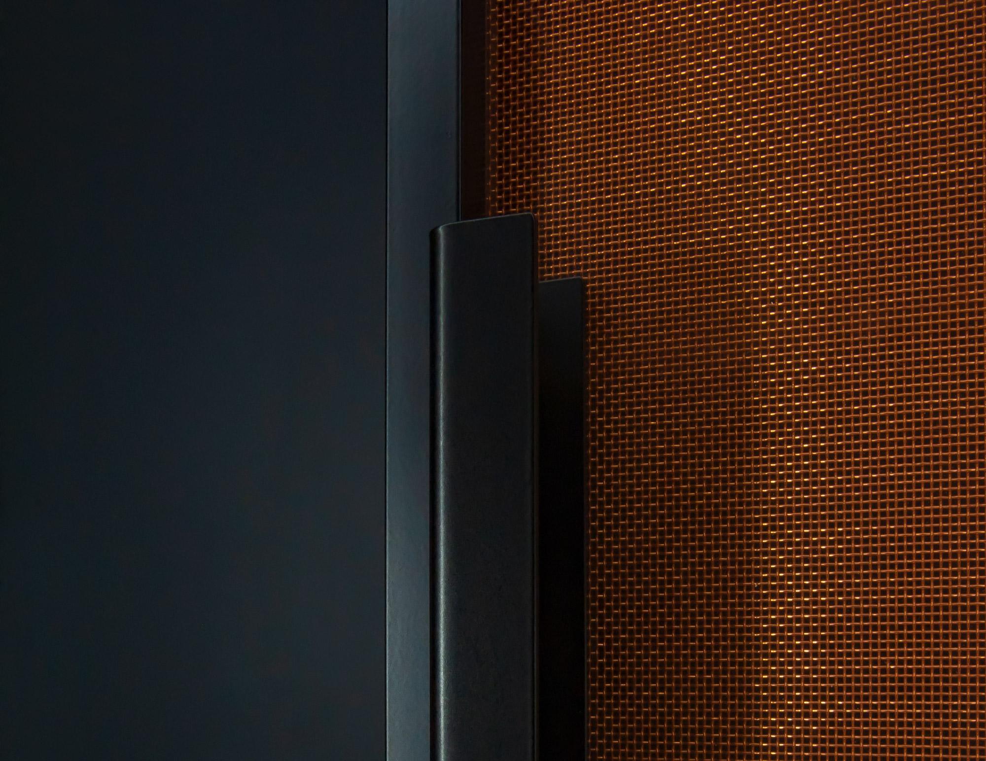 Designová madla pro posuvné dveře
